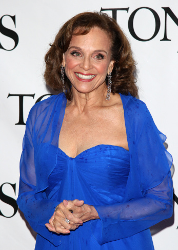 In this June 13, 2010 photo, Valerie Harper arrives at the 61st Annual Tony Awards in New York. The 73-year-old actress, who played Rhoda Morgenstern on television in the 1970s, has been diagnosed with terminal brain cancer, according to a report Wednesday, March 6, 2013 on People magazine's website.