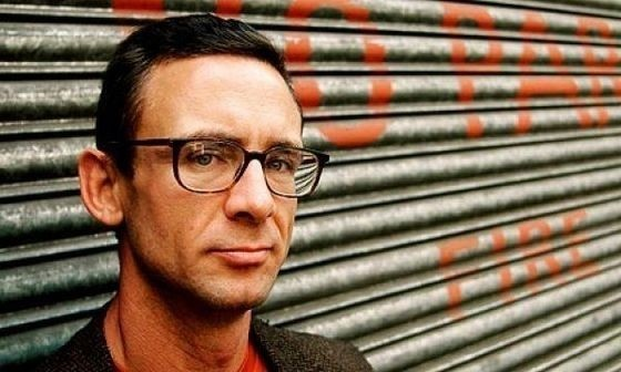 "Author Chuck Palahniuk's latest book is titled ""Consider This: Moments in My Writing Life After Which Everything Was Different."""