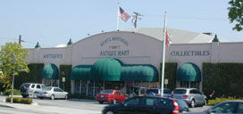 Wertz Brothers Antique Mart in Santa Monica will close on Feb. 1.