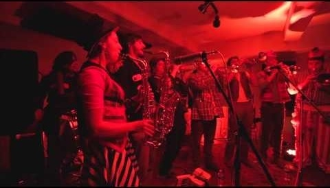 Blockhouse Live: Jefferson St. Parade Band