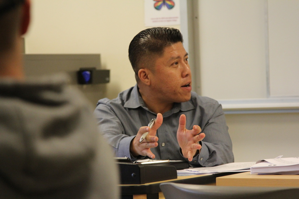 Billy Truong is an adjunct professor teaching child development courses at a number of universities including East Los Angeles College.