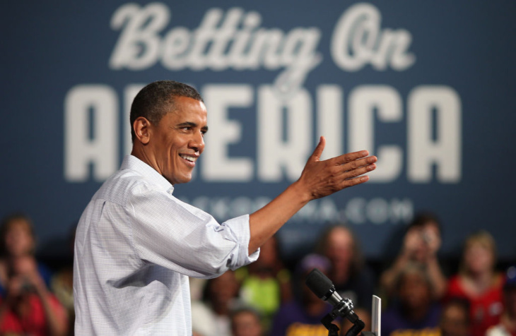Barack Obama Goes On 2-Day Campaign Swing In Ohio And Pennsylvania