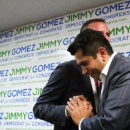 Jimmy Gomez Election Night Party