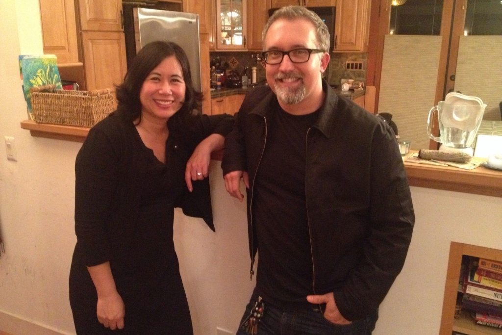 Christina Lee Storm and Scott Leberecht were working at Rhythm and Hues when it went bankrupt.  They've made a documentary called