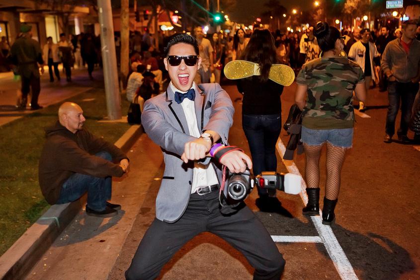 Halloween Carnaval 2012.
