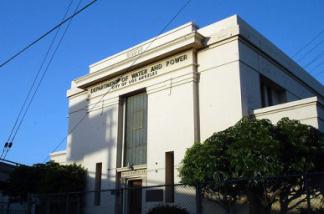 LADWP building