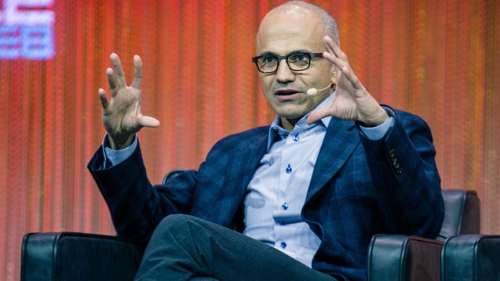 Satya Nadella, the Indian-born, Wisconsin-educated Microsoft veteran, is now its big boss.