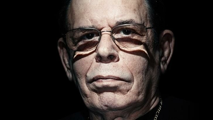 A publicity photo of the late Art Bell.