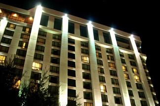 Temecula's Pechanga Resort & Casino at night