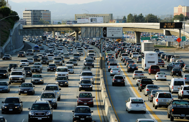 Weekend Traffic: Another 405 closure between Long Beach and