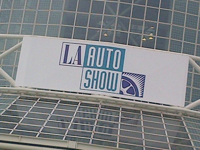 The 2012 Los Angeles Auto Show begins two days of press previews on Wednesday. The DeBord Report is there!