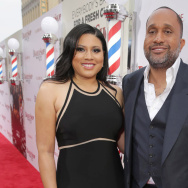 "Metro Goldwyn Mayer and New Line Cinema Premiere of ""Barbershop: The Next Cut"""
