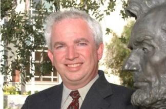 Former Chapman University Law School Dean John Eastman.