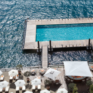 A trip to the Grand Hotel Tremezzo in Lake Como, Italy, is one of the perks in the swag bag provided to the Oscars losers by Distinctive Assets