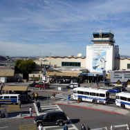 Bob Hope Airport dedication ceremony
