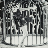 Alla Nazimova as Salomé.