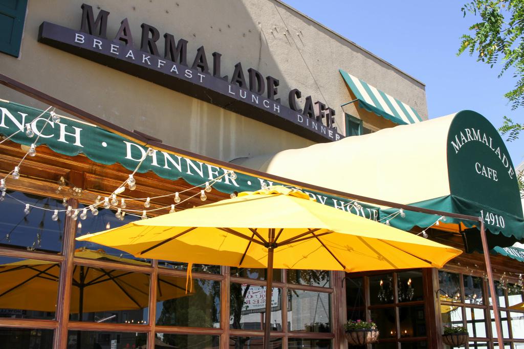 The Marmalade Cafe in Sherman Oaks, California on June 21, 2017.