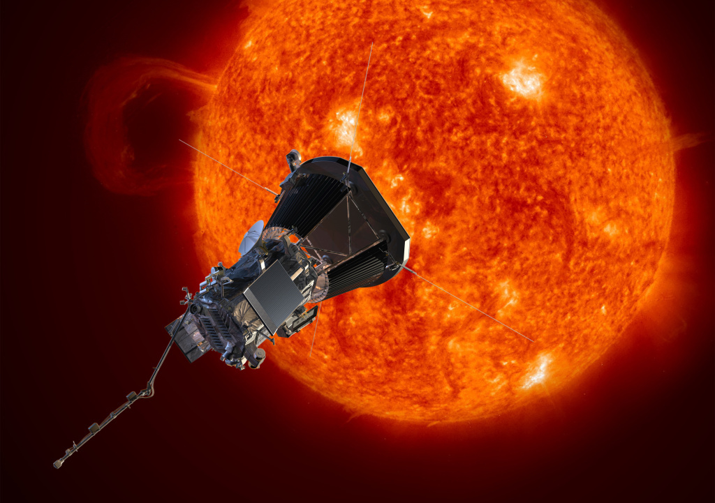 Nasa's 'touch the sun' mission for Solar Probe Plus