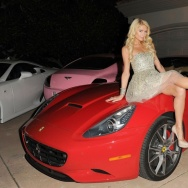 "Paris Hilton's ""Paris Electric Christmas"" Holiday Party"