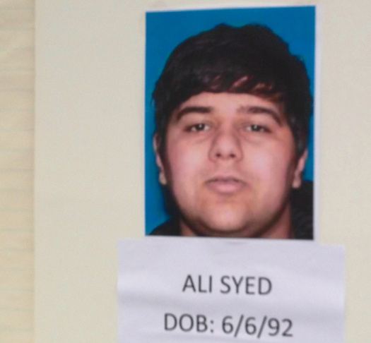 Police announced that the shooter in a chaotic Orange County shooting spree was 21-year-old Ali Syed, who ultimately shot himself.