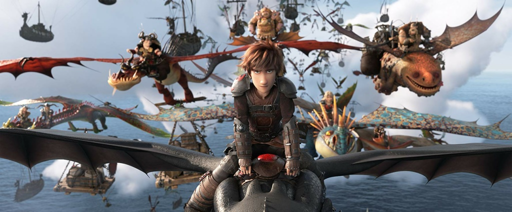 Jay Baruchel voices Hiccup in Dreamworks' 'How to Train Your Dragon: The Hidden World'