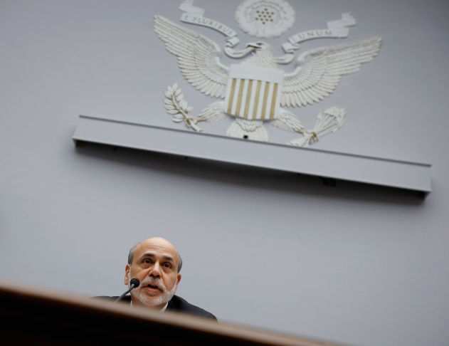 Bernanke Testifies Before House Financial Services Committee