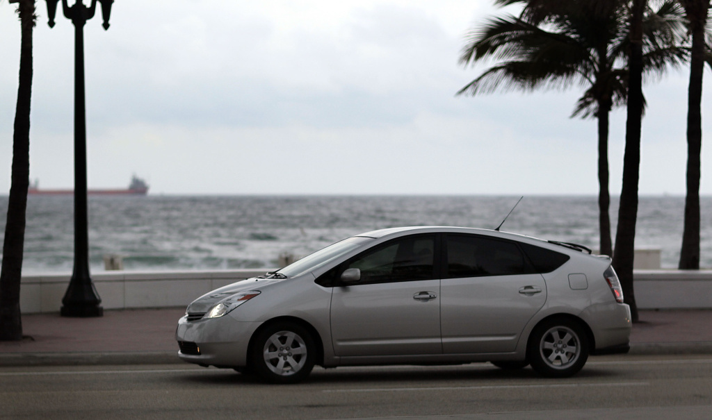 Is the Prius the new Californian Cruiser?