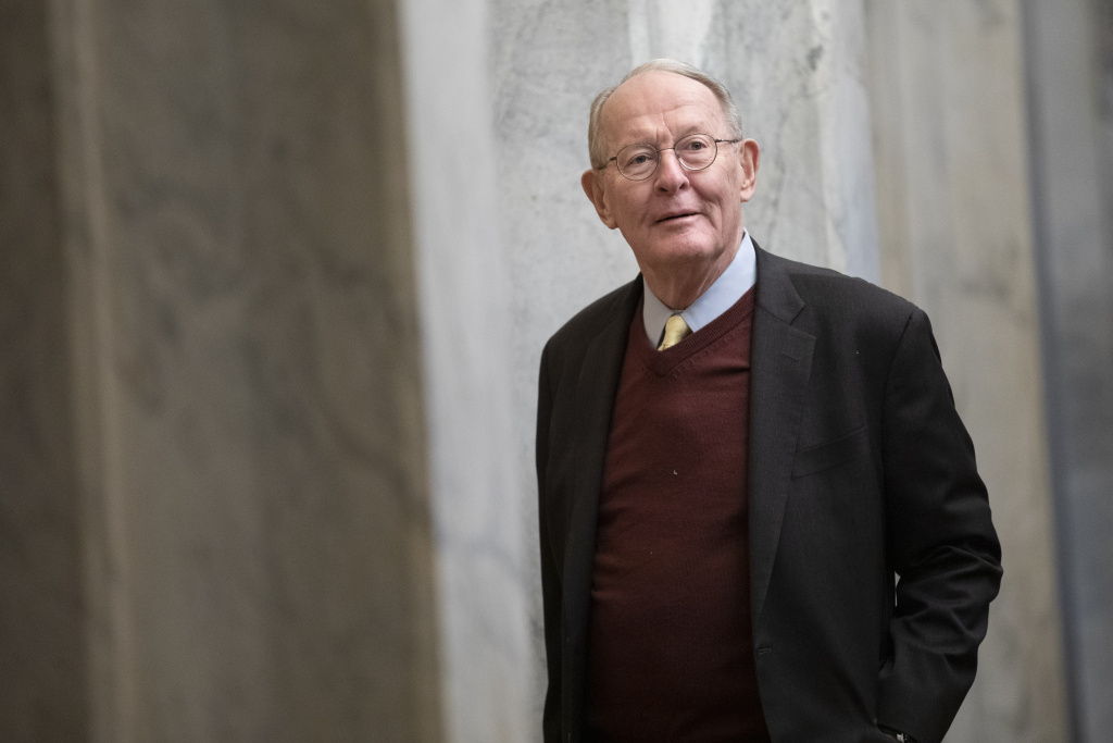 Sen. Lamar Alexander, R-Tenn., announced on Thursday that he will not support to allow witnesses to testify in the impeachment trial of President Trump.