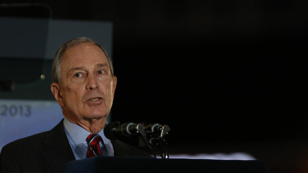 New York City Mayor Michael Bloomberg wrote another big check to back candidates for L.A. Unified school board. To date, he's given more than $1.3 million.