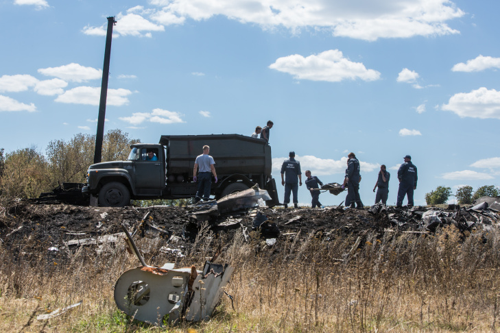 International Tension Increases Over Access To MH17 Crash Site