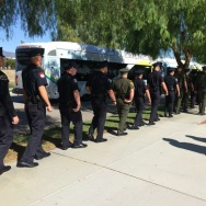 Pomona SWAT officer honored in memorial service | 89 3 KPCC