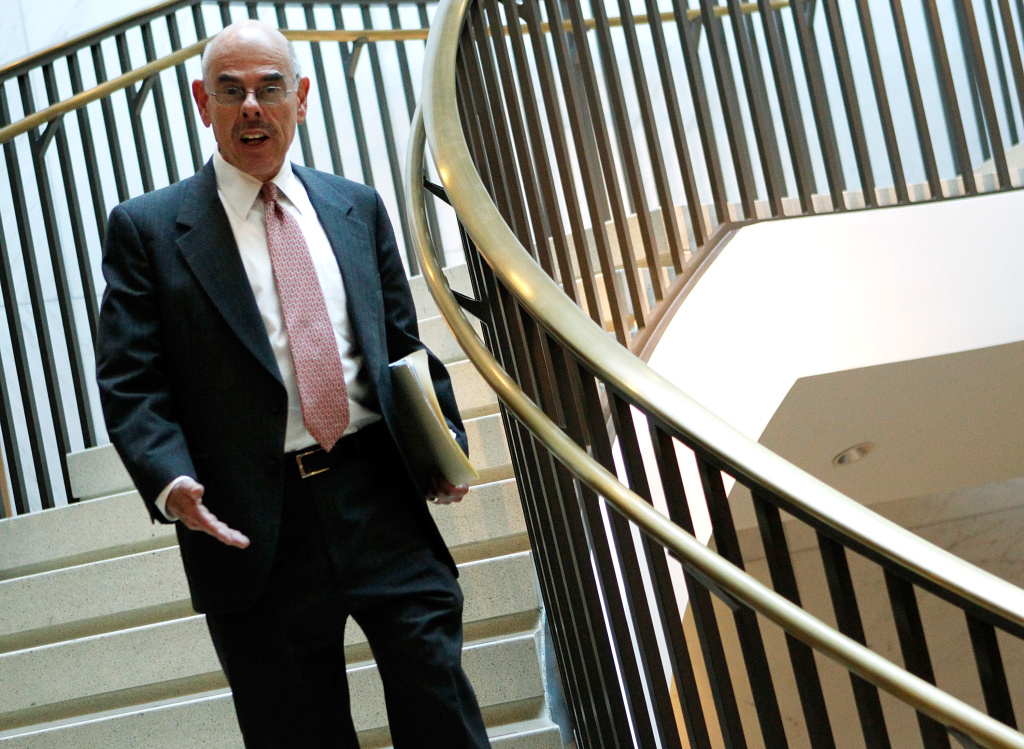 25 candidates want to replace Waxman, one of the so-called