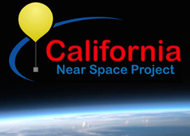 Logo of the California Near Space Project