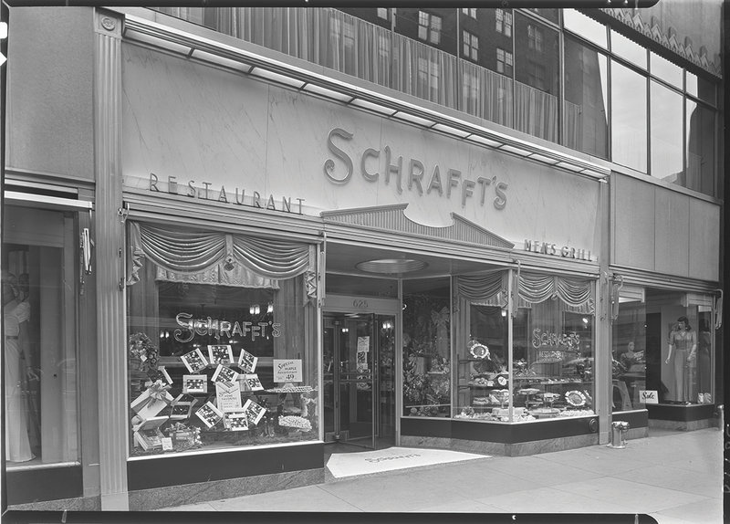 Schrafft's, a Northeast chain of restaurants, launched around the turn of the 20th century. It catered to female clients at a time when a woman dining sans a male companion faced social stigma or worse.
