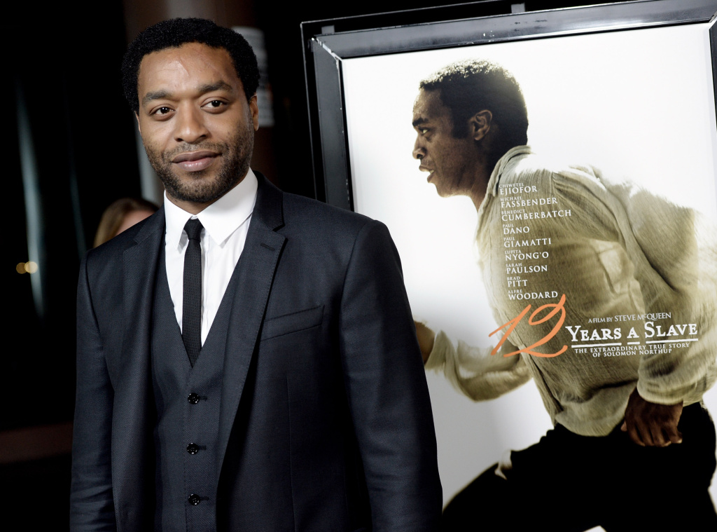 Actor Chiwetel Ejiofor arrives at the premiere of Fox Searchlights'