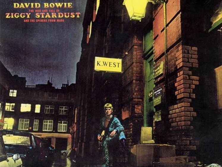 "June 6, 2012 marks the 40th anniversary of David Bowie's 1972 album ""Ziggy Stardust and the Spiders From Mars."""