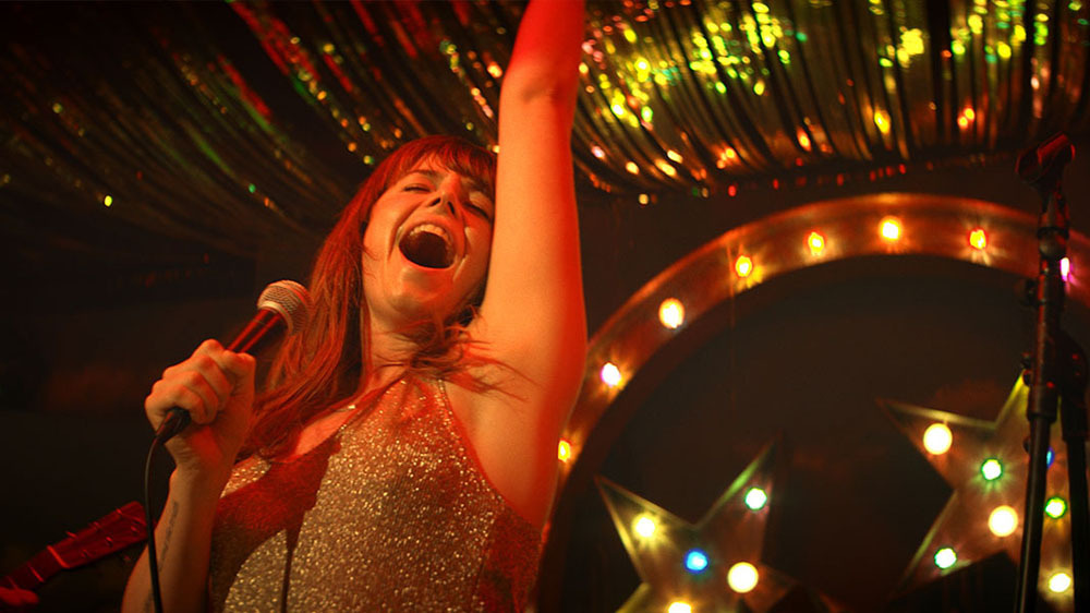 Jessie Buckley stars in