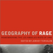 """Geography of Rage,"" edited by Jervey Tervalon"