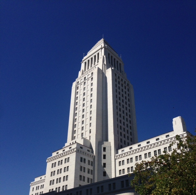 The population of Los Angeles is half female, almost half Latino, and roughly 12 percent Asian. But it's not reflected in City Hall: Out of 15 City Council members, only one is a woman. There are only four Latinos, and no Asian Americans.