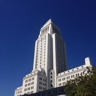 Los Angeles City Hall.