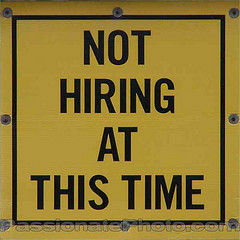 Are you giving up on your job hunt?