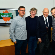 Central #ComedyFest Kick-Off With Mel Brooks, Carl Reiner & Judd Apatow