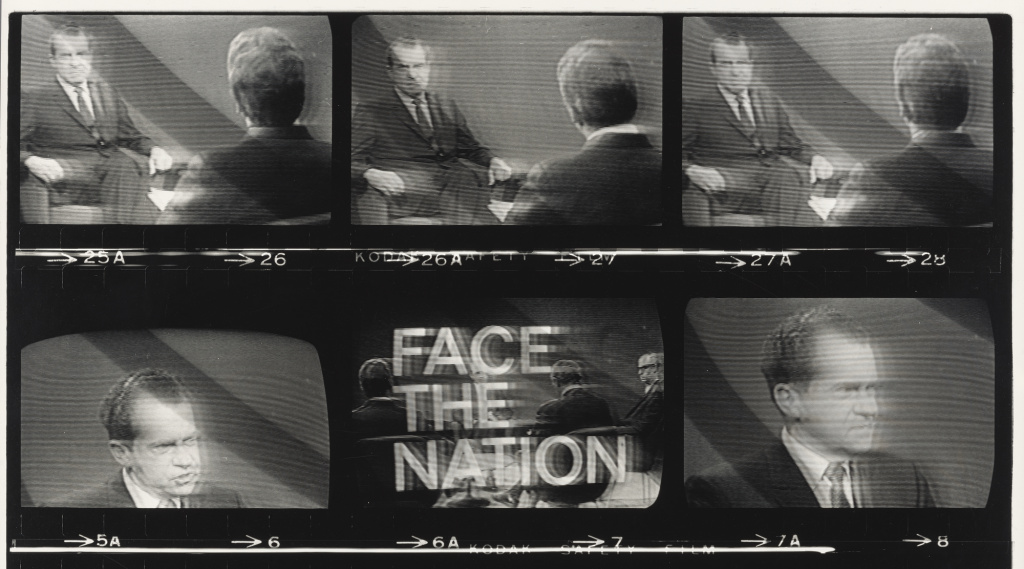 Untitled, from the series Television Political Mosaics, 1968- 1969, 1968-1969 Gelatin silver print