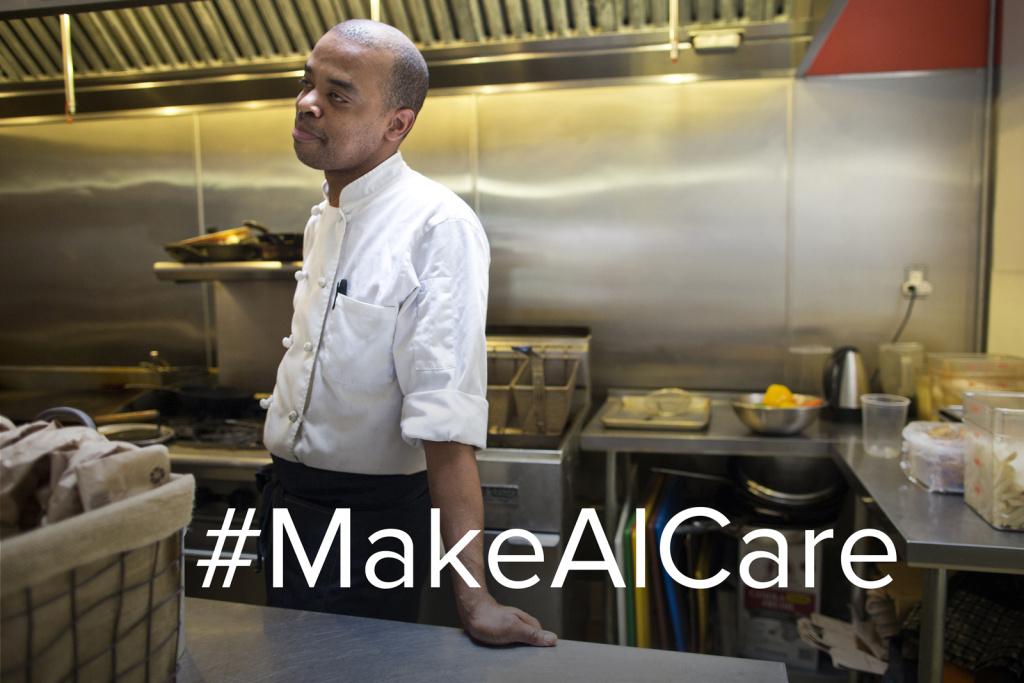 Chef Al Gordon is the founder of Community in Los Feliz.
