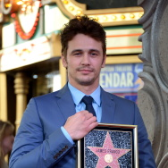 US-ENTERTAINMENT-WALK OF FAME-FRANCO