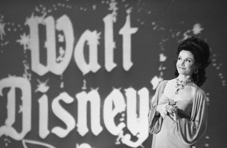 In this Jan. 3, 1978 file photo, actress Annette Funicello recalls moments when she played a