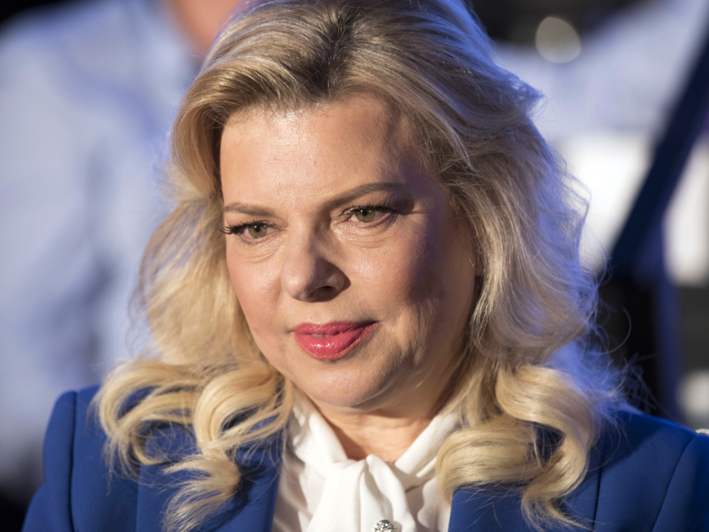 Sara Netanyahu, the wife of Israeli Prime Minister Benjamin Netanyahu, was accused of misusing public funds for catering between 2010 and 2013.