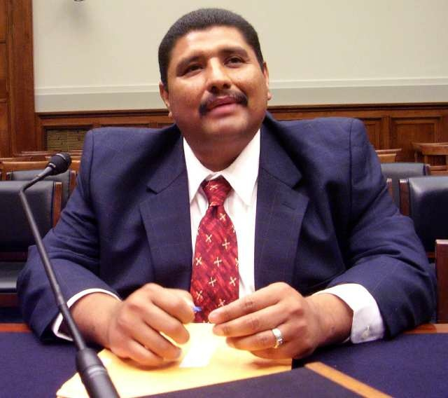 Francisco Castaneda testified before a Congressional committee in October of 2007. He died 4 months later.