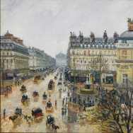 Camille Pissarro painting legal battle