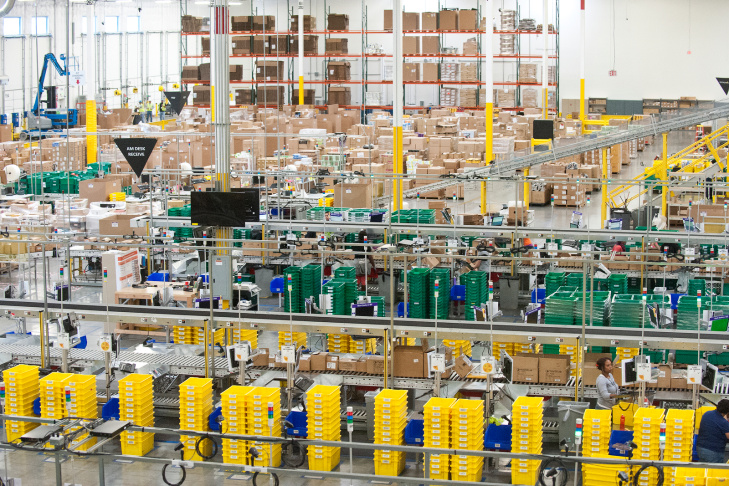 Amazon Fulfillment Center - 1